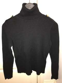 New Ralph Lauren Turtleneck Sweater