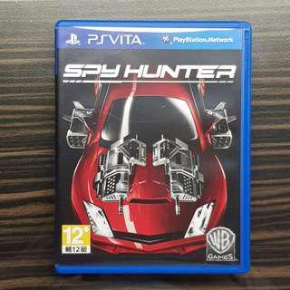 PS Vita Spy Hunter