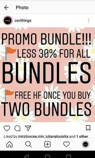 BUNDLE SALE!!!