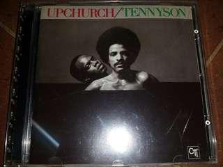 Music CD: Phil Upchurch/Tennyson Stephens–Upchurch/Tennyson - Soul Jazz