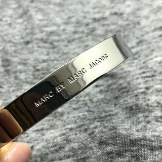 Marc by Marc Jacobs Sample Bangle Silver 銀色開口手鈪