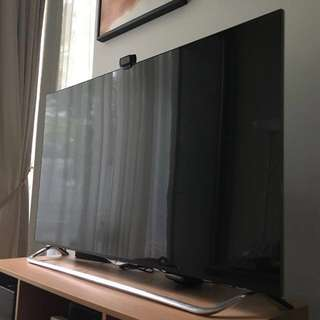 "LG 55UB850T (55"") 3D Smart 4K Ultra HD LED Television"