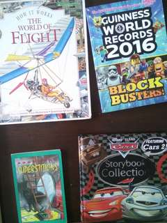 Assorted Non-Fiction Books