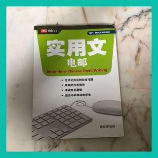 Secondary Chinese Email Writing 实用文电邮