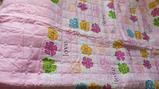Aircon blanket cover quilt