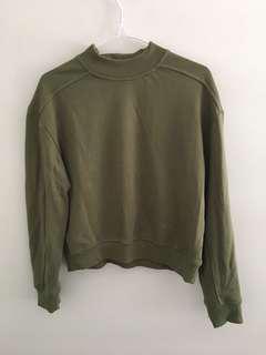Khaki jumper sz M