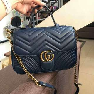 Gucci GG Marmont with Handle