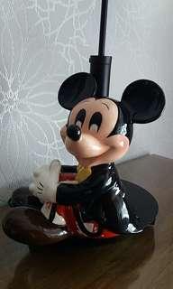 真品  Disney瓷錢箱   大大米奇23cm高