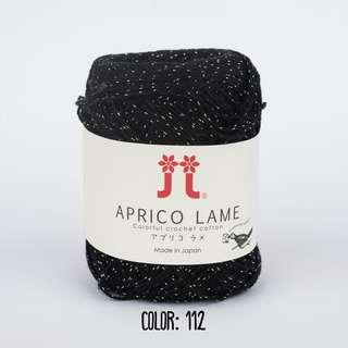 Aprico Lame Yarn