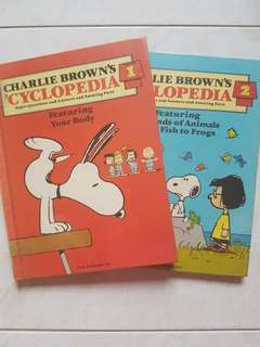 Charlie Brown's Encyclopedia