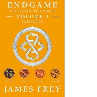 Existence (Endgame: The Training Diaries #3) by James Frey