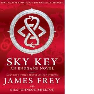 Sky Key (Endgame #2) by James Frey