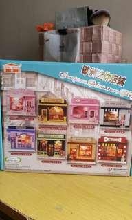 European miniature shop C-005