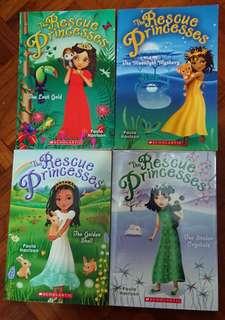 Rescue Princesses 4本