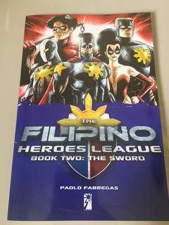 Filipino Heroes League Book Two