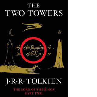 The Two Towers (The Lord of the Rings #2) by J.R.R. Tolkien