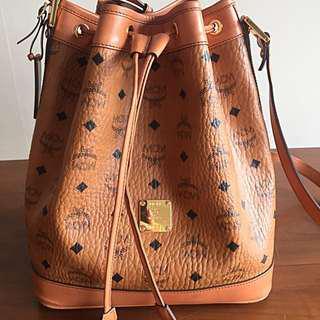 🚚 [PRICE REDUCED] MCM Vintage Bucket Bag