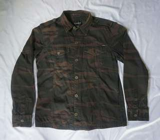 Airwalk Camo Tactical Shirt
