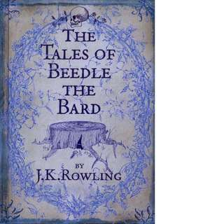 The Tales of Beedle the Bard (Hogwarts Library) by J.K. Rowling
