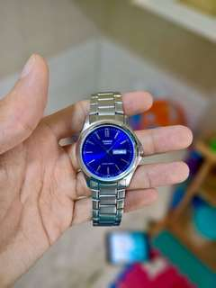 Casio Link bracelet watch