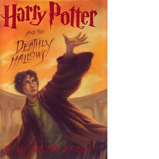 Harry Potter and the Deathly Hallows (Harry Potter #7) by J.K. Rowling