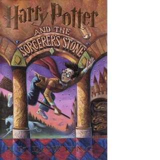 Book details Harry Potter and the Sorcerer's Stone (Harry Potter #1) by J.K. Rowling