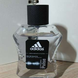 Adidas Dynamic Pulse // Natural Spray