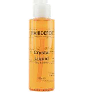 *HairDepot* Crystal Liquid Hair Serum