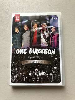 One Direction: Up All Night (The Live Tour)