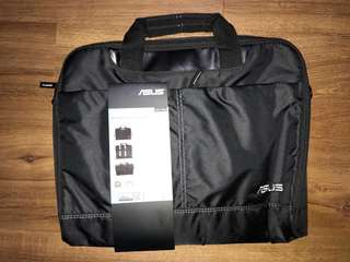 BNIB: ASUS Laptop Bag