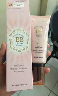 Authentic Etude House BB Cream