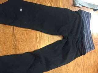 Lulu lemon pants- size 6