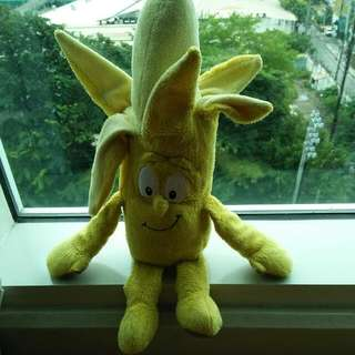 Stuff Toy,  Banana
