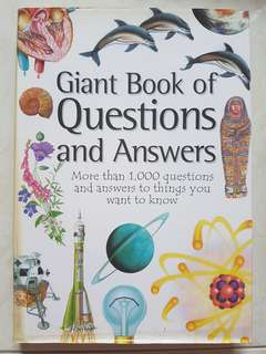 Giant book of Questions & Answers