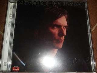Music CD: David Axelrod–Seriously Deep - Jazz Funk, Fusion