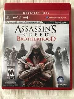 PS3: Assassin's Creed Brotherhood