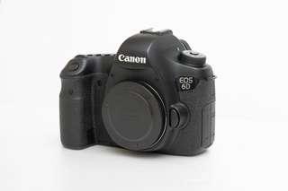 🚚 Canon 6d 機身 盒裝標準配件
