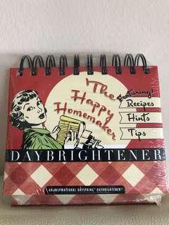 Inspirational DaySpring DayBrightener perpetual calendar