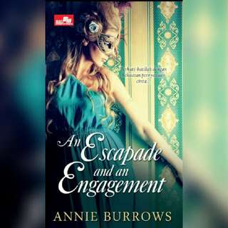 Ebook An Escapade And An Engagement