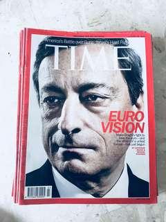 Time Magazine (2013)