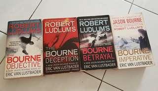 Robert Ludlum's The Bourne Series