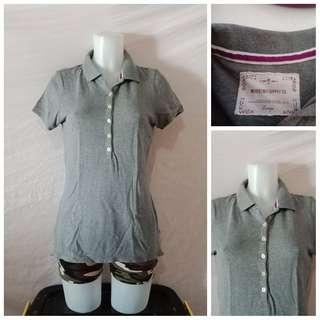 Mossimo collared top