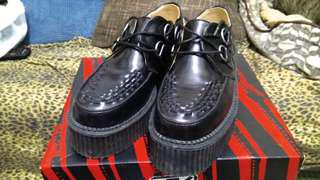 Tuk 女裝鞋 厚底鞋 皮鞋 Size 38