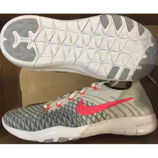 Nike Free LEGIT TR Flyknit 2 running training shoes sneakers BNEW US 5 SRP P6,745