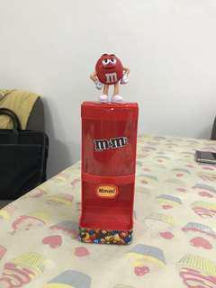 M&M Chocolate Dispenser
