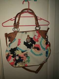 Cellini sports handbag