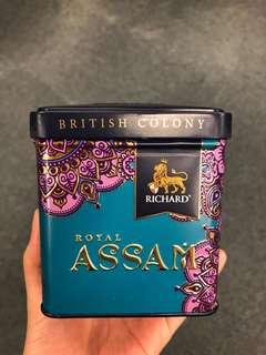 Richard British Colony Royal Assam