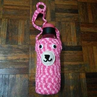 Cute Bear bottle casing