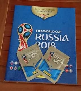 FIFA World Cup 2018 Sticker Album