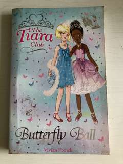 The Tiara Club Butterfly Ball